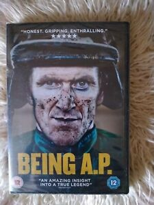 Being Ap McCoy Dvd horse racing new sealed free p&p