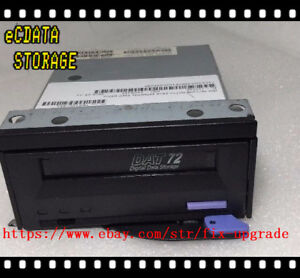 IBM 43W8489 DAT72 36/72GB Internal SATA Tape Drive TE6100-651 CD72SH