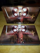 The Tudors: The Complete Series (DVD, 2010, 15-Disc Set) MINT Condition