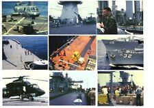 Uss Blue Ridge (Lcc-19) Home Movies Dvd 1970s WestPac Cruise Japan Okinawa