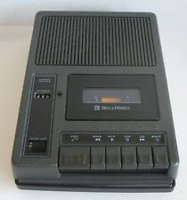 Vintage Bell & Howell 3170A Cassette Tape Recorder Player