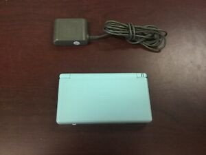 OEM Nintendo DS Lite Ice Blue USG-001 Handheld Console