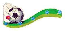 Hess 30300 - Giocattoli In Legno - Appendiabiti Da Parete - Calcio (o0F)