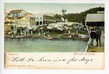 Tampico—Mercado de Frutas RARE Antique UDB Market <1908