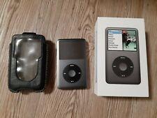 Apple MB565ZO/A 80GB iPod Classic 7th Generation - Schwarz 1285