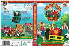 TRACTOR TOM - Baa Baa Tom Sheep - DVD 2002 - Liza Tarbuck James Nesbitt CITV