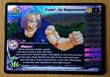TRUNKS THE WEAPONSMASTER LV1 [NM] #3 Bojack Unbound Dragon Ball Z Ccg Dbz Score
