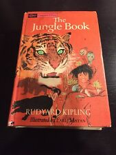 The Jungle Book Rudyard Kipling The Wizard of Oz L. Frank Baum Companion vintage