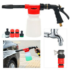 900ML Car Cleaning Washing Foam Gun /Water Soap Shampoo Sprayer Washer Bottle US
