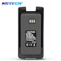 NKTECH 2800mAh Battery For TYT Ham DMR MD-390 GPS MD-390GPS Digital Mobile Radio