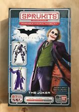 Sprukits The Dark Knight Rises The Joker Model Kit Level 2