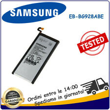 Batteria EB-BG928ABE Ricambio Per Samsung Galaxy S6 Edge Plus Edge+ SM-G928F