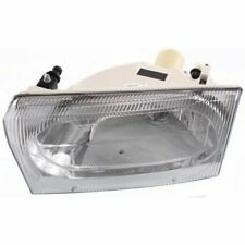 For F-250 Super Duty 02-04, CAPA Driver Side Headlight, Clear Lens