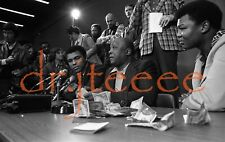 Muhammad Ali PRESS CONFERENCE - 35mm Boxing Negative