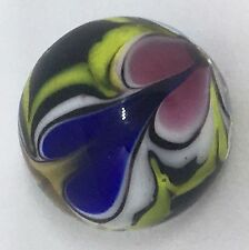 HOM GLASS MARBLES Collezionabile 16mm BELLISSIMO marmo fatto a mano-Alchemy