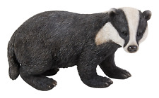 Vivid Arts - REAL LIFE WOODLAND ANIMALS - Badger