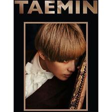 SHINEE TAEMIN-<PRESS IT>1stAlbum CD+FotoKarte+Foto Broschüre+Poster K-POP Sealed