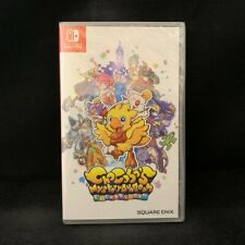 Chocobo's Mystery Dungeon Every Buddy! (Switch) English Cover / Region Free
