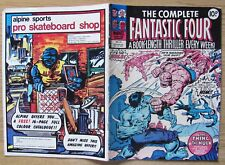 THE COMPLETE FANTASTIC FOUR N.33, 1978 - Ed. Marvel Comics Group International
