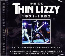 Thin Lizzy Inside 1971 - 1983 CD NEUF