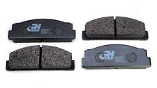Bremsklötze Vorderachse RH brake pads  Fiat 124 Spider 125 X 1/9