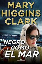 Negro Como El Mar / All by Myself, Alone - Very Good Book Clark, Mary Higgins