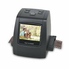 22MP Film&Slide Scanner Super 8 Film 110/126 Film 35mm Negative/Slide to Digital