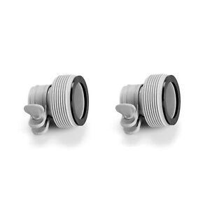 Intex 29061 Lot de 2 adaptateurs 32 - 38 mm
