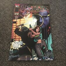 TOP COW. WITCHBLADE COMIC. J.D. SMITH. JUL 24, 1998
