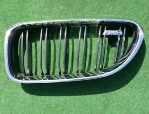 Factory OEM BMW M6 Grill Grille Left Driver 2012 2013 2014 2016 2018 51137212849