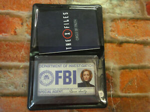 The X Files circle of truth 2 player Card game NEW