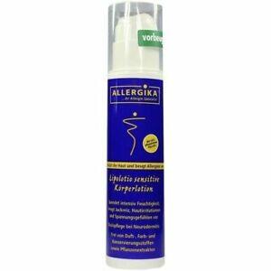 ALLERGIKA® Lipolotio sensitive Repair/vorbeugend, 200 ml PZN  02814379