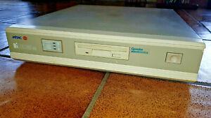 retro PC 386er Mitac MiStation 3S, HDD, Floppy, 4MB RAM, getestet, TOP