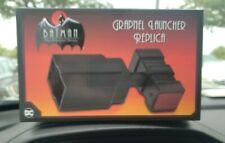 NECA Batman The Animated Series Grapnel Launcher Replica 2021 New - As Is in pic