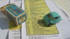 Corgi BMW Vintage Manufacture Diecast Cars, Trucks & Vans