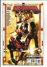 DEADPOOL # 13 (4-Issue Crossover, AUG 2016), NM NEW (Bagged & Boarded)
