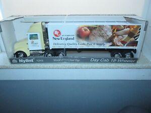 Rare! Nylint, AG New England, Pembroke NH, Day Cab 18 Wheeler, Steel, LOOK!