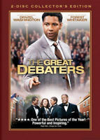 The Great Debaters (2 Disc, Collectors Edition) DVD NEW