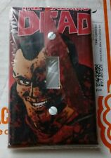 Custom Handmade The Walking Dead Comic Cover#111 Single Light Switch Cover