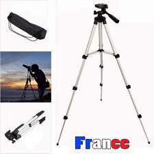 Trépied 35-106cm Professionnel Portable pour Caméra Appareil Photo