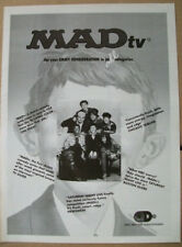 Madtv 1997 Ad- Emmy consideration all categories
