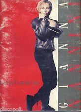 GIANNA NANNINI - Malafemmina - LIBRO SPARTITO 1988 USATO BUONE CONDIZIONI