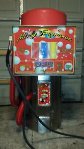 car wash equipment   VACUUM AND FRAGRANCE  COMBINATION