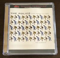 The Police Greatest Hits Classics Rare 5.1 Surround Sound DTS Digital Disc Nice!