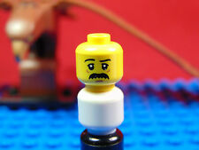 LEGO-MINIFIGURES SERIES [15] X 1 HEAD FOR THE JANITOR FROM SERIES 15 PARTS