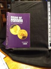 Coins of Canada  R. C. Haxby J. A.; Willey  The Unitrade Press, 1993 Twelfth Ed