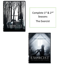 Complete 1st & 2nd Seasons of The Exorcist, DVDs