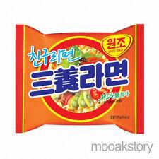 [Samyang] Ramen Beef Soup Flavor Savory Taste Korean Food First Noodles 120 g