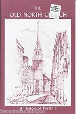 1970s The Old North Church Paul Revere Boston Historical Souvenir Booklet