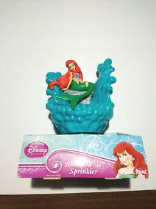 Disney Princess Ariel Jewel Of The Sea Water Sprinkler Little Mermaid